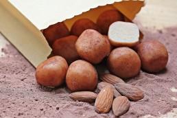 dolci senza glutine marzapane