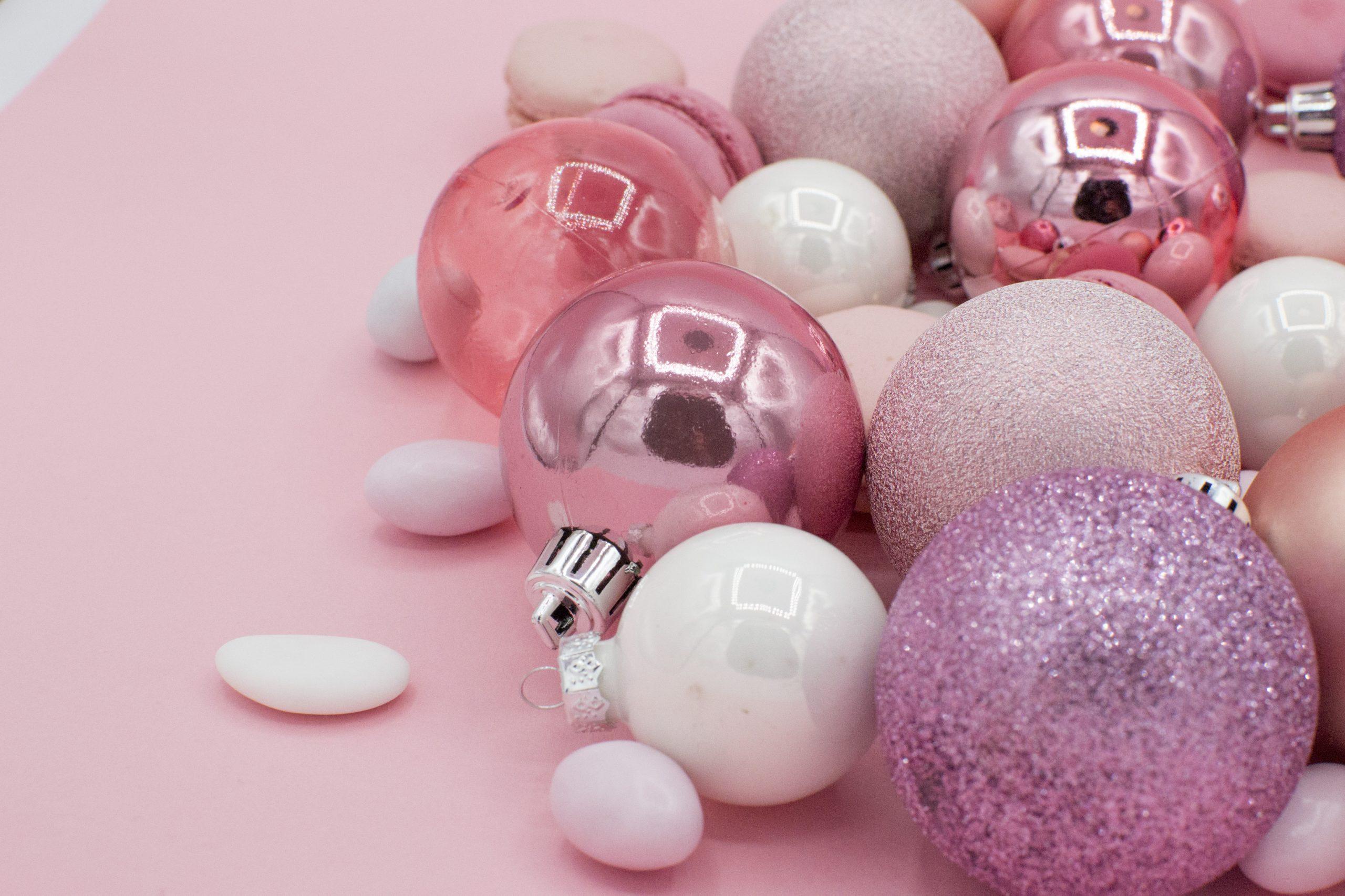 Come Addobbare Un Tavolo Per Confettata idee originali per la tavola di natale: macarons e confetti
